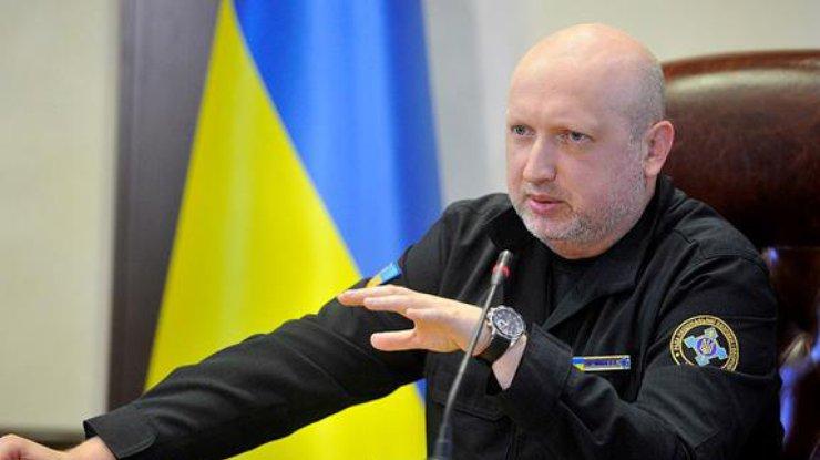 Турчинов непоедет вБрюссель из-за обстановки вУкраинском государстве