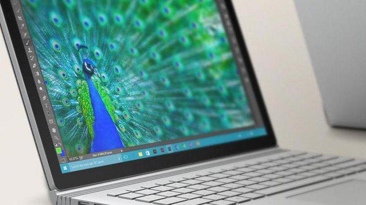 Microsoft представила обновлённый Surface Book