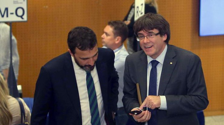 Барселона должна ответить Испании навопрос онезависимости— Время истекло