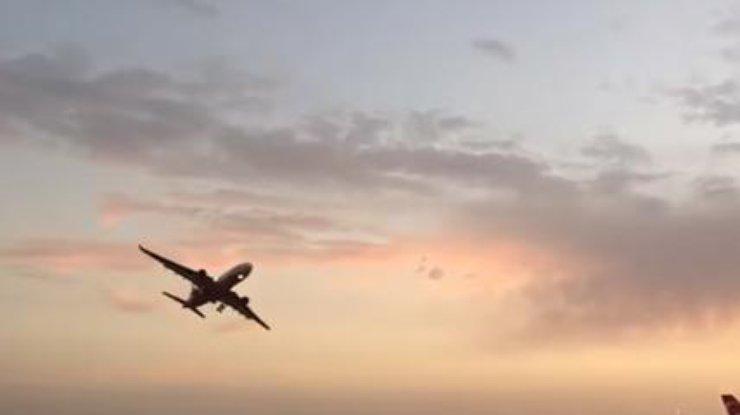 Последний рейс Air Berlin: пилот совершил зрелищную посадку