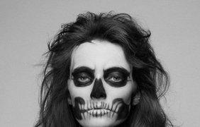 Макияж на Хэллоуин / Фото: pinterest