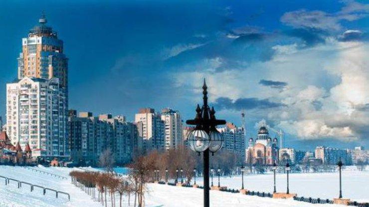 Метеорологи спрогнозировали начало зимы вКиеве