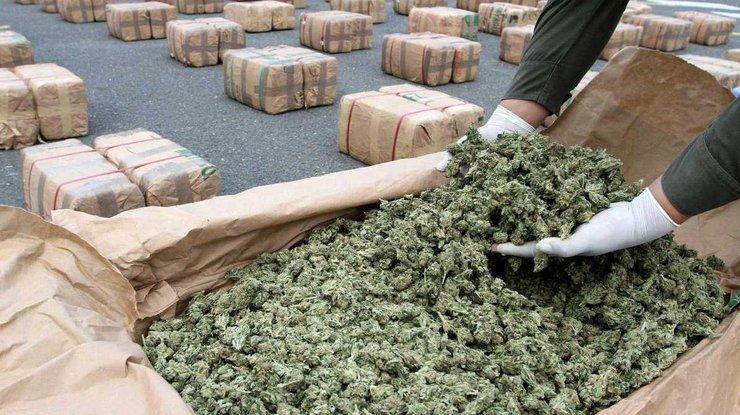 ВСША пара получила 29 килограммов марихуаны взаказе из электронного магазина