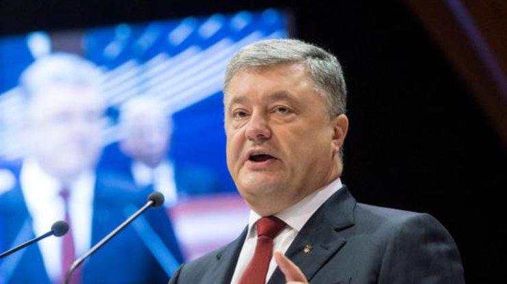 Порошенко: Украина поднялась врейтинге Doing Business