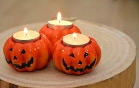 Фото: как украсить дом на Хэллоуин