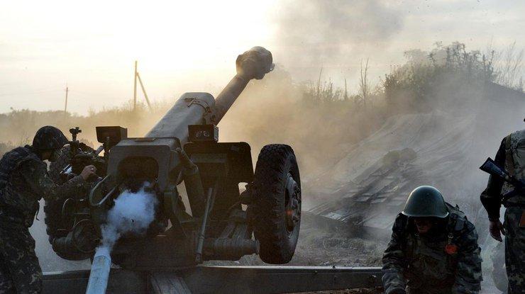 Взоне АТО два солдата подорвались, еще двое— погибли вбою