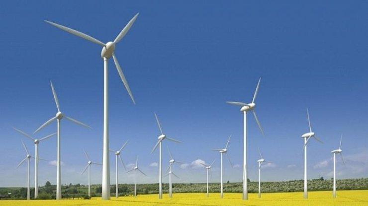 ВНиколаевской области запустили самую сильную вгосударстве Украина ветровую энергетическую установку