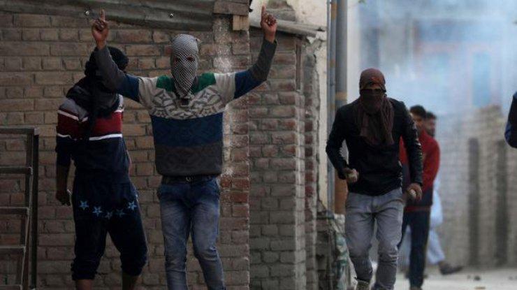 ВБрюсселе произошла массовая драка сучастием беженцев изСирии