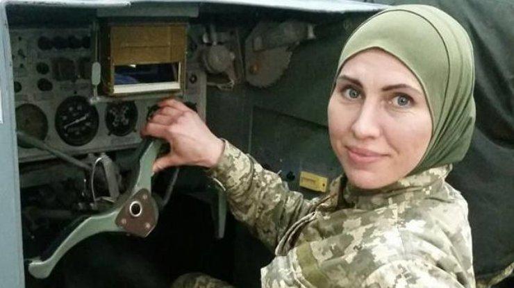 Под Киевом убили участницу АТО Амину Окуеву: ееавтомобиль расстреляли напереезде