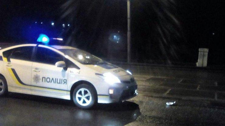 Милиция ввела план-перехват Сирена— Убийство Окуевой