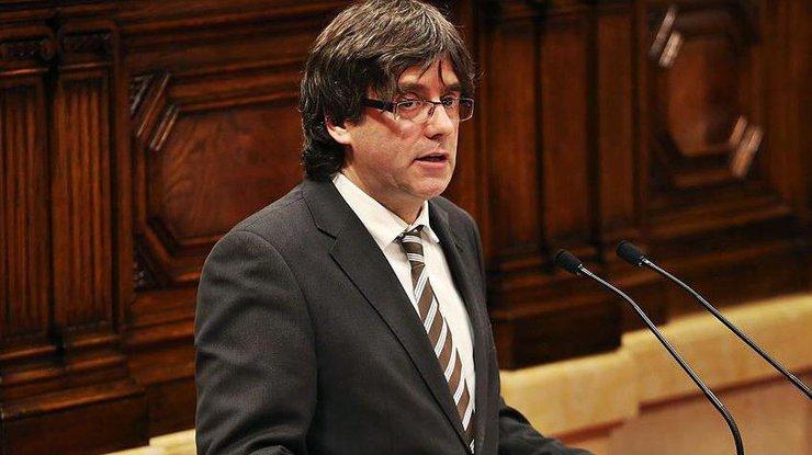 Лидер Каталонии неявится надопрос виспанский суд— юрист
