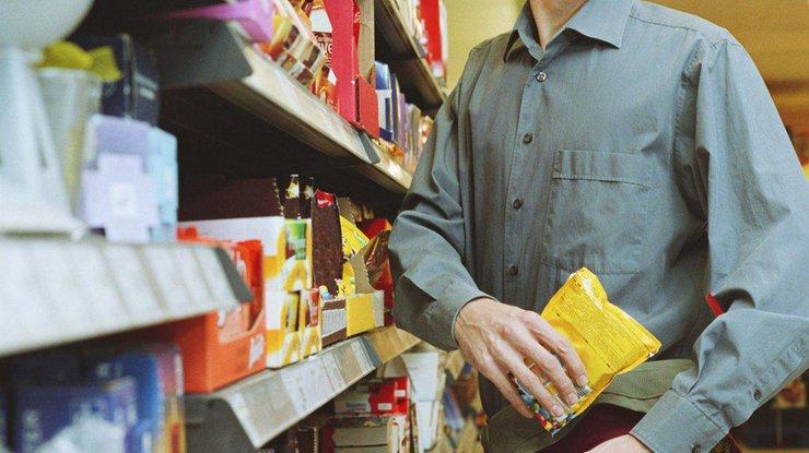 Кражи в магазинах