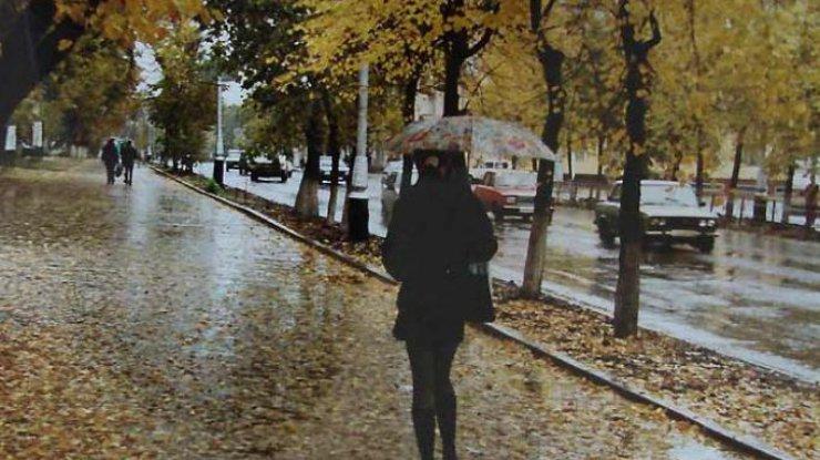 Внекоторых областях Украинского государства объявлено штормовое предупреждение