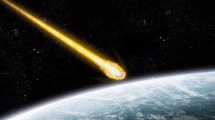 Взрыв ярчайшего метеора внебе над Китаем сняли свидетели