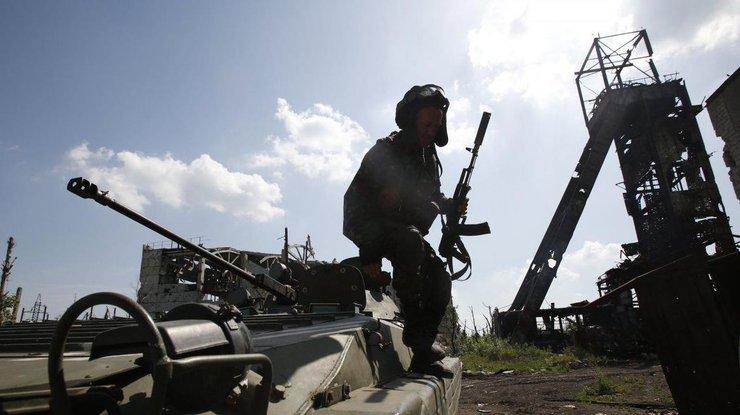 Ситуация обострилась: есть раненый среди украинских военных вАТО