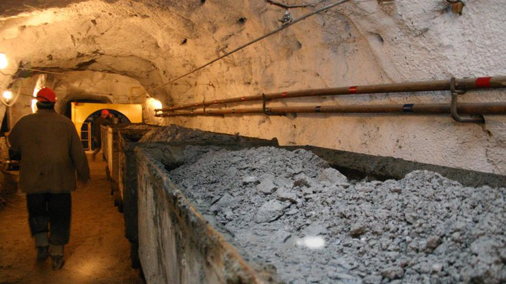 Впрофсоюзе утверждают, что шахтеров провоцируют на«подземные» забастовки