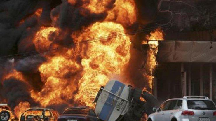 В итоге взрыва топливных танкеров вАфганистане погибли 15 человек