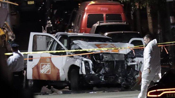 Украинцев среди пострадавших ипогибших в итоге  теракта вНью-Йорке нет