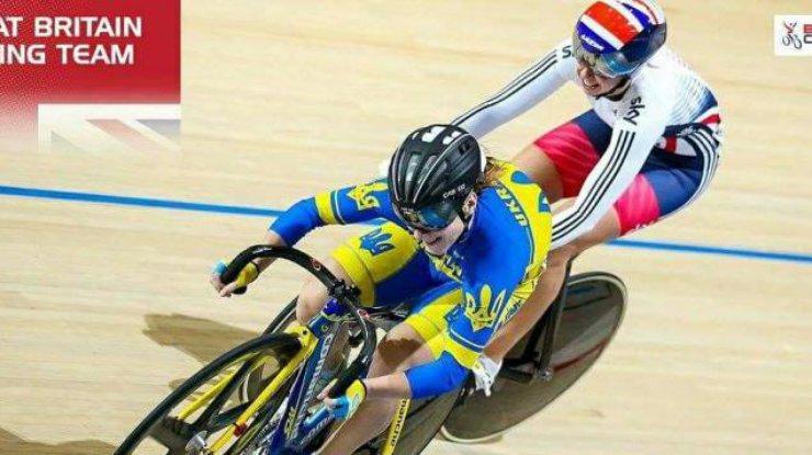 Украинцы завоевали две медали наКубке мира повелотреку