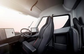 Фото: Tesla Semi