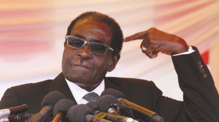 Мугабе дали время дополудня 20ноября надобровольную отставку