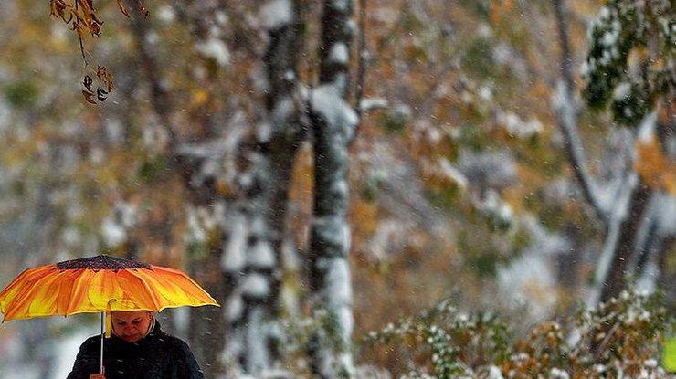 Метеопредупреждение: туман, мокрый снег игололедица придут вТульскую область