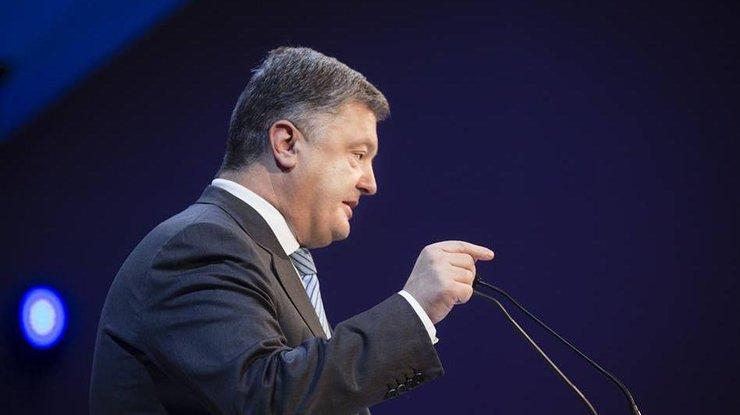Порошенко анонсировал безвиз с«очень существенными  для Украины» странами