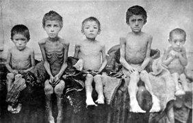 Жертвы геноцида в Украине