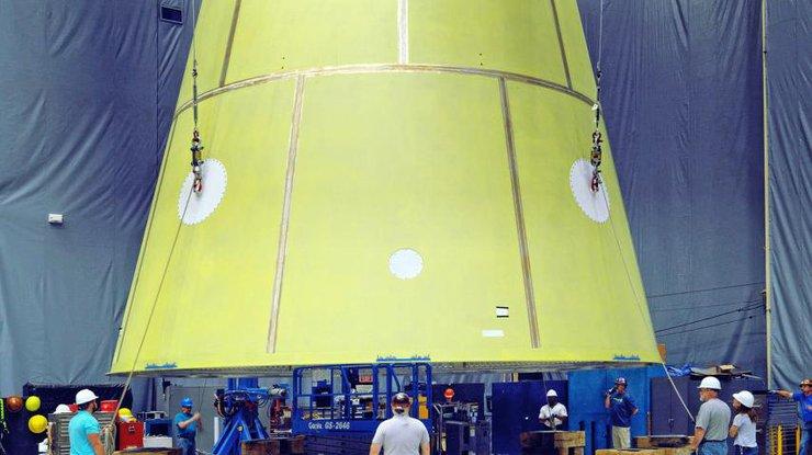 NASA провело тестирования собственной самой сильной ракеты