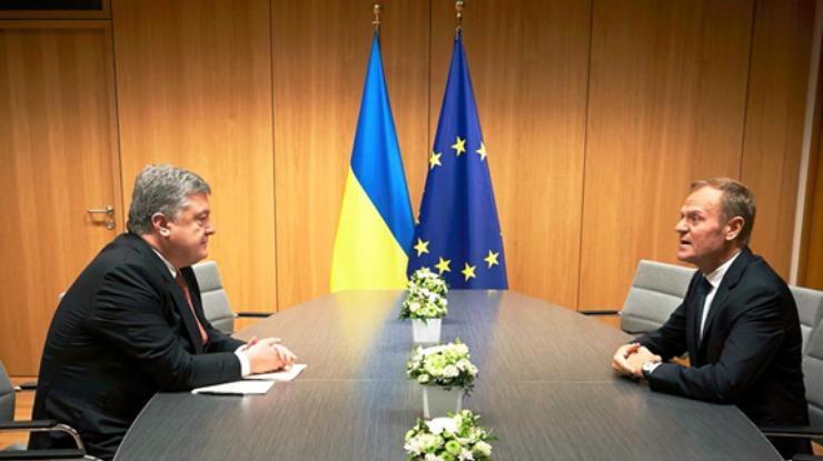 Туск: «ЕСникогда непризнает преступную российскую аннексию Крыма»