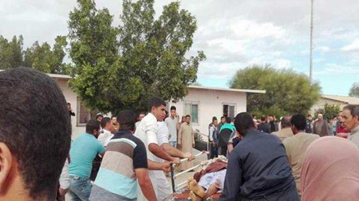 Количество жертв теракта вЕгипте составило поменьшей мере 235 человек