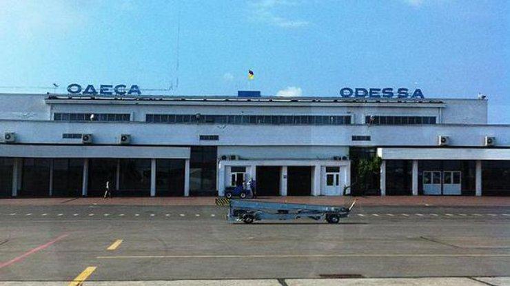 ВОдессе эвакуируют аэропорт, поступило сообщение оминировании