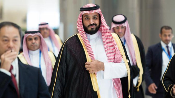 Наемники изсоедененных штатов пытают саудовских принцев— Daily mail