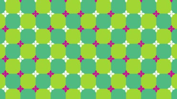 Оптические иллюзии создают искаженное представление о реальности