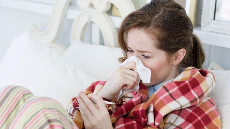срочно нужно заболеть простудой