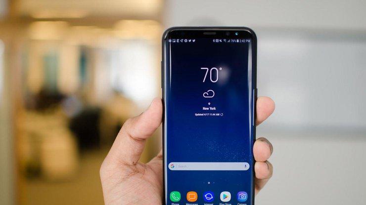 Самсунг выпустит навсе 100% безрамочный смартфон
