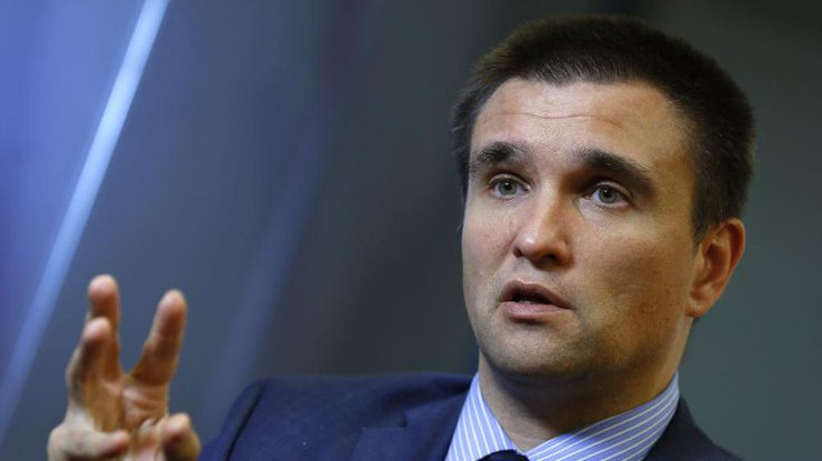 Климкин анонсировал новый санкционный список США против РФ