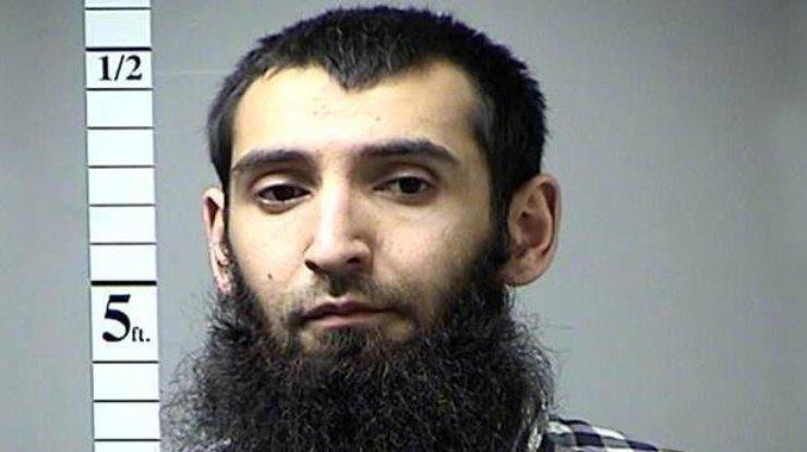 Исполнитель теракта вНью-Йорке непризнал вину всуде