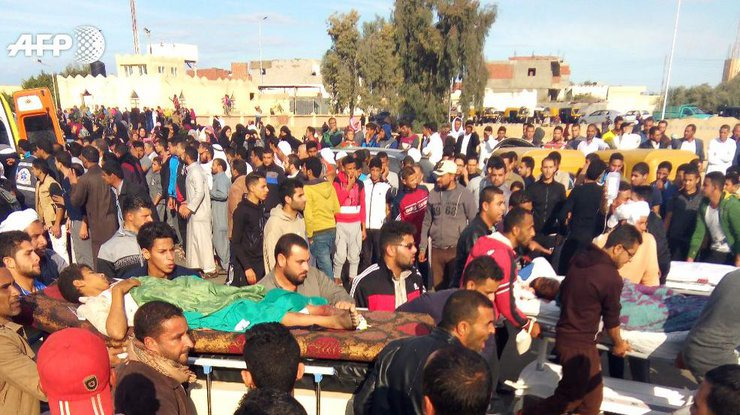 Число погибших возросло до310 человек— Теракт вЕгипте