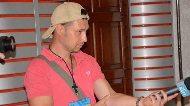 ВНиколаеве перед эфиром ограбили корреспондента