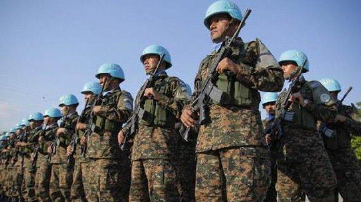 Германия иСША поддерживают введение миротворцев ООН наДонбасс