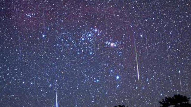 Астрономы назвали дату последнего звездопада в этом 2017