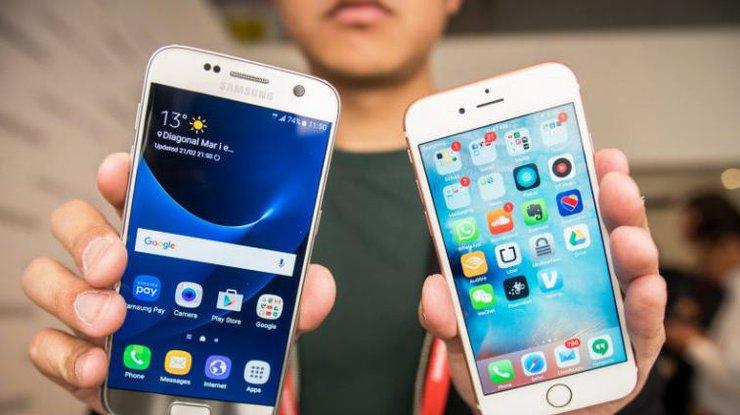 Эксперты сравнили дисплеи смартфонов iPhone X, Pixel 2 XL и Galaxy Note8