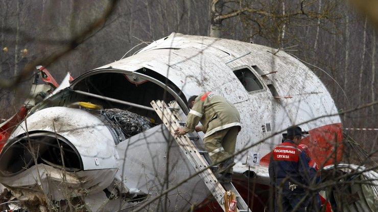 Министр обороны Польши сразил заявлением— Смоленская катастрофа