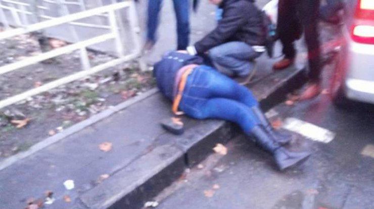 Жуткое ДТП вцентре Херсона: под колесами погибла женщина