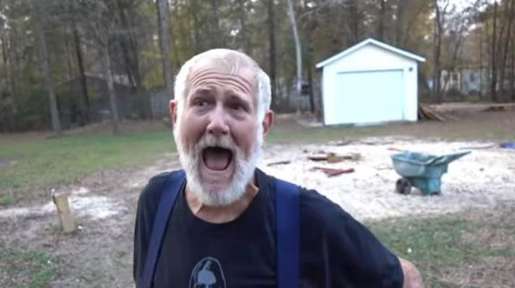 Видео дедушка