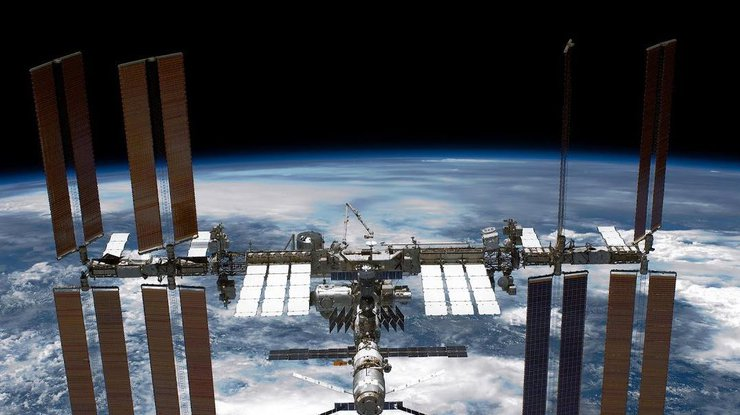 Киев изкосмоса: астронавт NASA сделал снимок