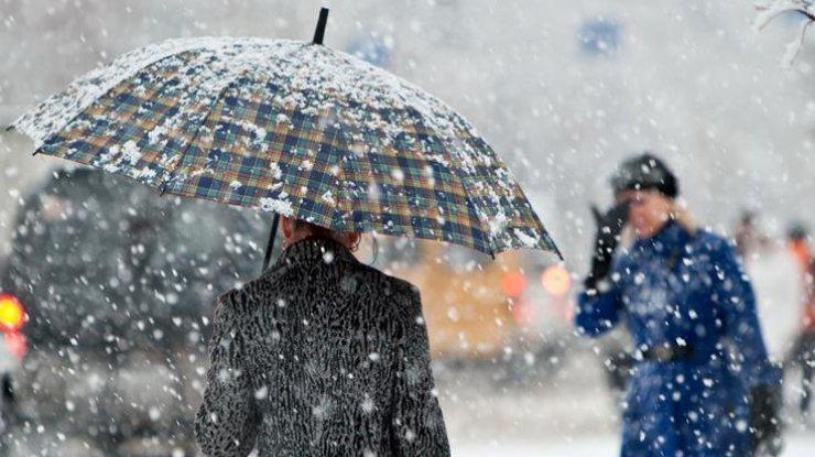 ГСЧС предупредила обухудшении погодных условий вУкраинском государстве