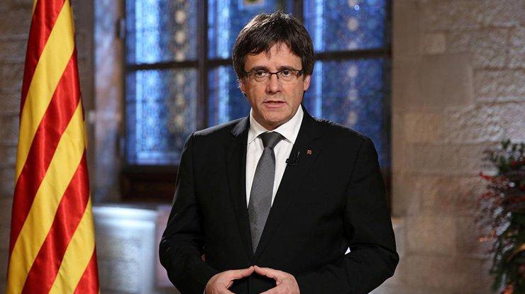 Бельгийский суд закончил дело обэкстрадиции Пучдемона вИспанию