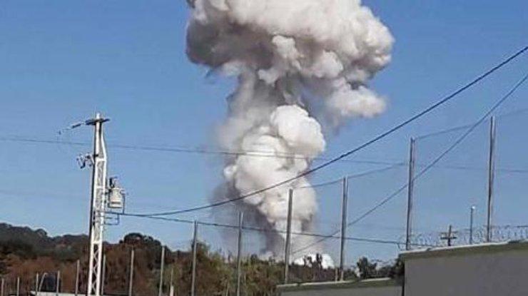 ВМексике в итоге взрыва пиротехники погибли 4 человека